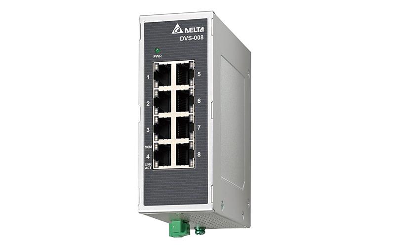 Switch Ethernet DVS 008I00