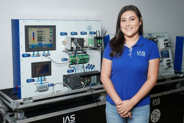 Visita a usuarios IAS Automation